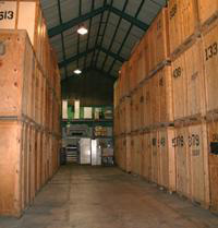 Ace Van & Storage's - Cheshire, CT storage facility